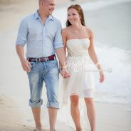 Romantic photo shoot with a young couple – Amadores Beach Gran Canaria