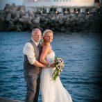 Wedding at Gran Canaria – photoshoot in Puerto Mogan