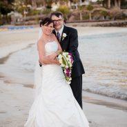 Bryllup Sjømannskirken Gran Canaria – Elin og William