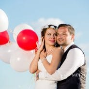 Ksenia og Markus – romantisk fotoshoot på bryllupsreise til Gran Canaria