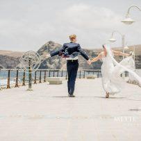 Bryllup Agaete – Marie og Tobias