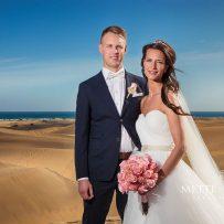 Bryllup Monica og Ole Kristian – Lopesan Costa Meloneras Resort