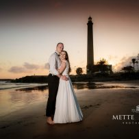 Aleksandra og Patryk – bryllupsreise