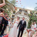 Fabienne og Dennis – Bryllup Lopesan Costa Meloneras