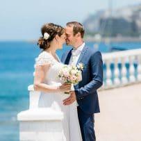 Bryllup på Sjømannskirken Gran Canaria – Annette og Kai-Agnar